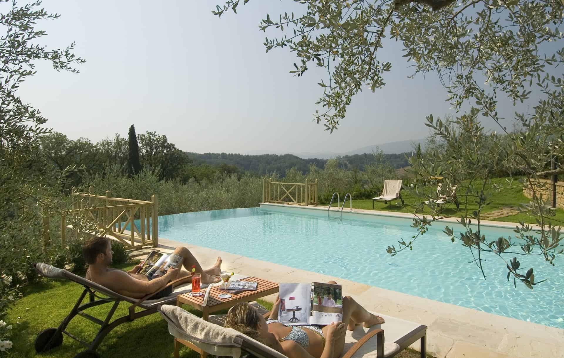 Hotel centro benessere toscana resort con spa in toscana e congressi villa la borghetta - Hotel con piscina toscana ...