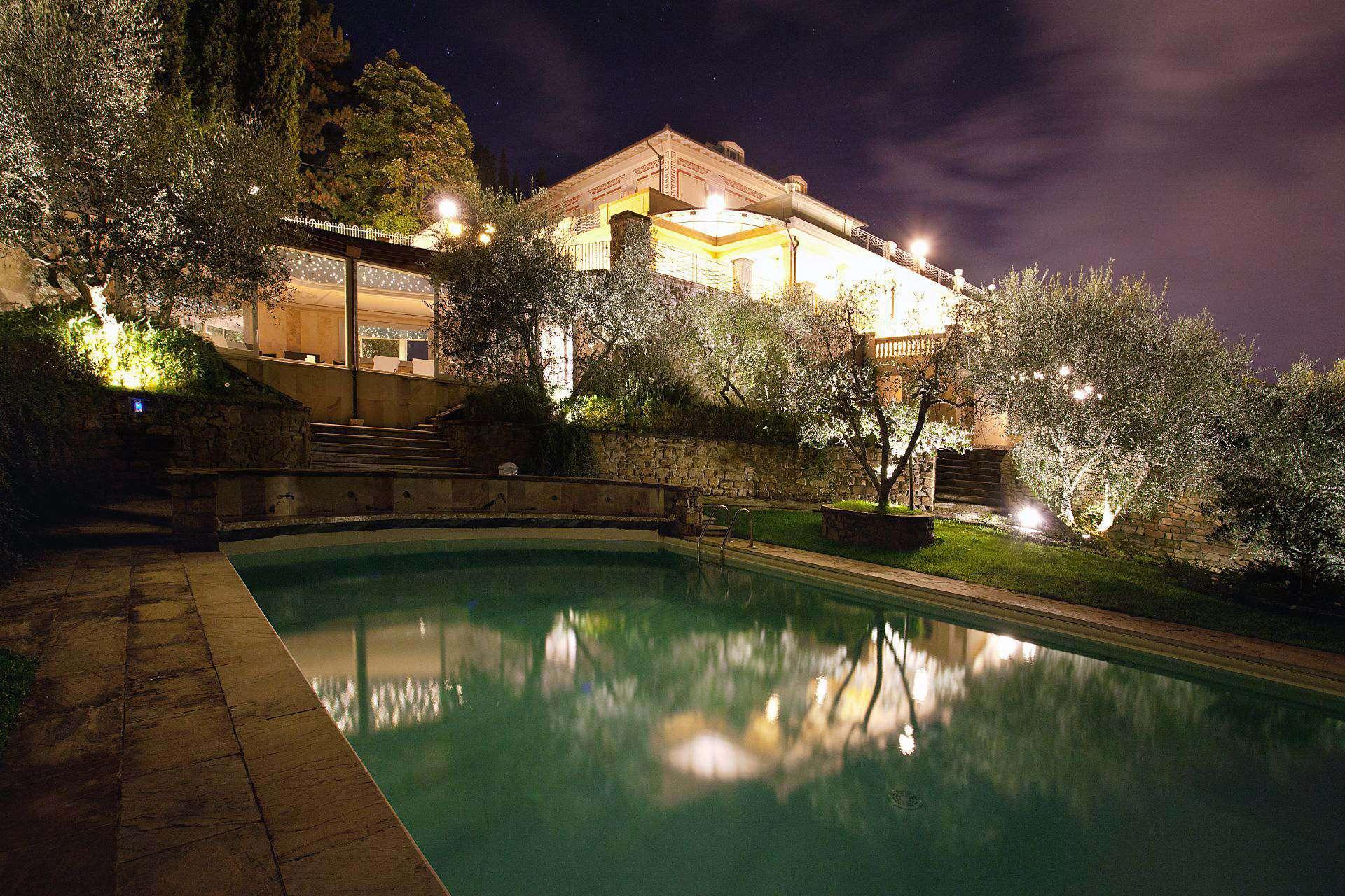 Centro benessere in toscana hotel benessere e spa nel chianti fra firenze arezzo e siena - Hotel con piscina firenze ...